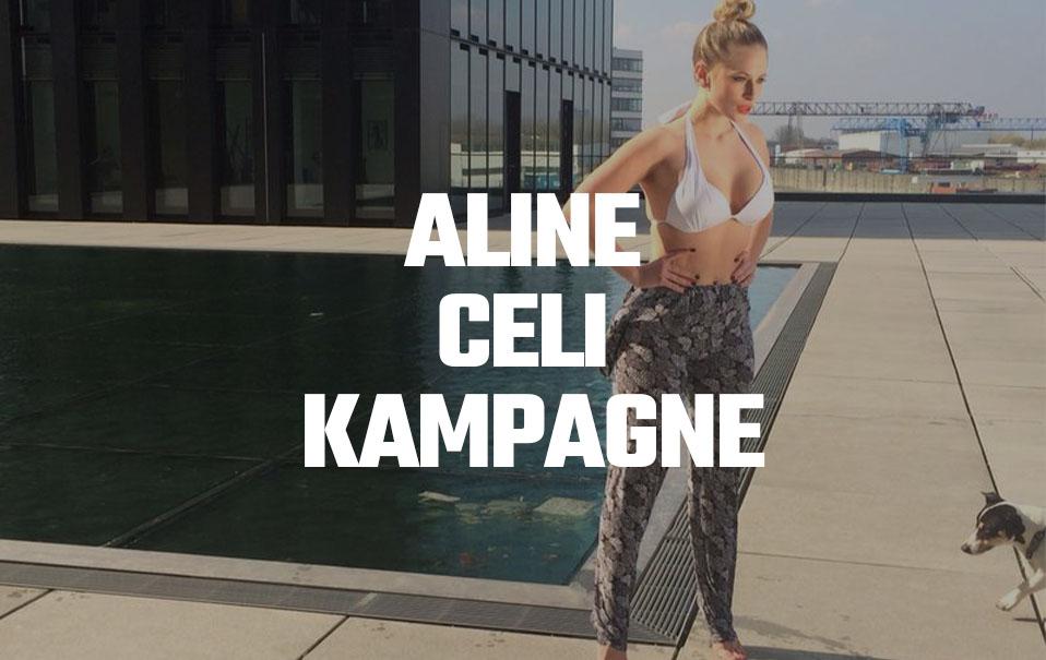 ALINE CELI KAMPAGNE